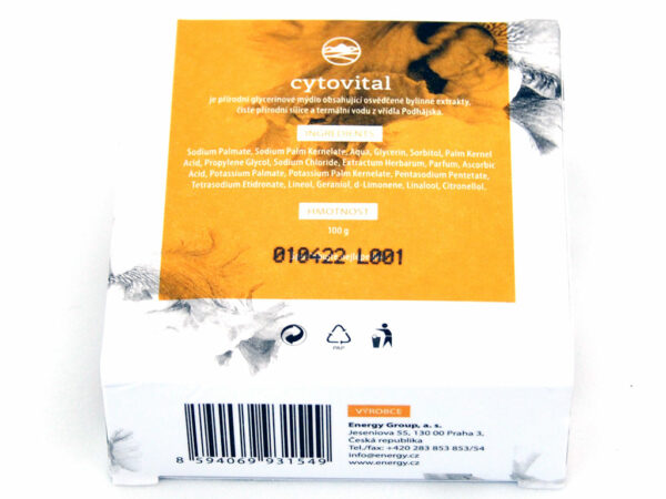 Energy CYTOVITAL SOAP